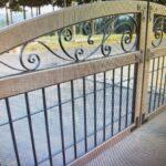 00009 Aluminum Gates