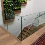 00112 Indoor Glass Railings 1