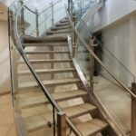00239 Indoor Spiral Staircase near me-SmithMetalWorks.ca