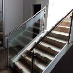 00241 Indoor Stainless Steel Railings
