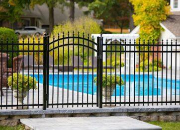 00584 Ornamental Fence