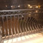 00696 Outdoor Balcony Railings juliette-SmithMetalWorks.ca