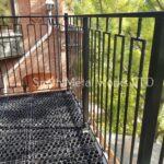 00824 Outdoor Modern Railings