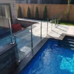 01252 Outdoor Stainless Steel Railings fence-SmithMetalWorks.ca